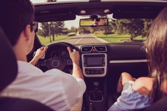 ドライブの写真