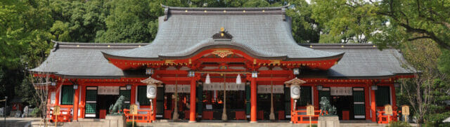 生田神社の画像