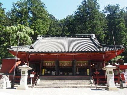 日光二荒山神社の画像