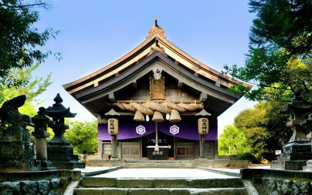 白兎神社の画