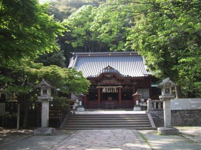 伊豆山神社の画像
