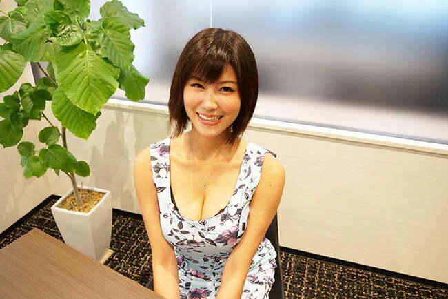 美乃すずめラブマ!インタビュー1
