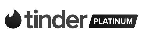 Tinder Platinum ロゴ